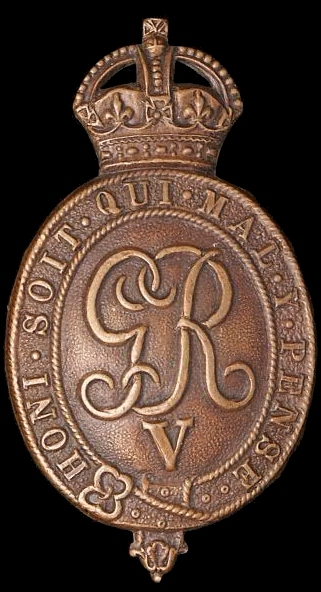 Medals Of The 1st Life Guards