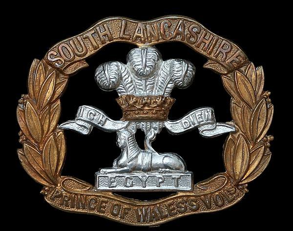 South Lancashire Regiment T-Shirt