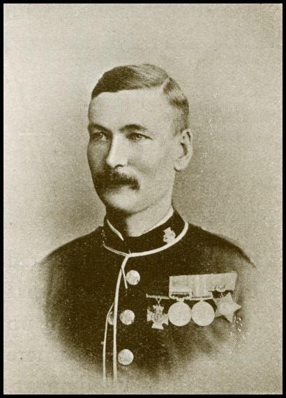 Edmund John painting