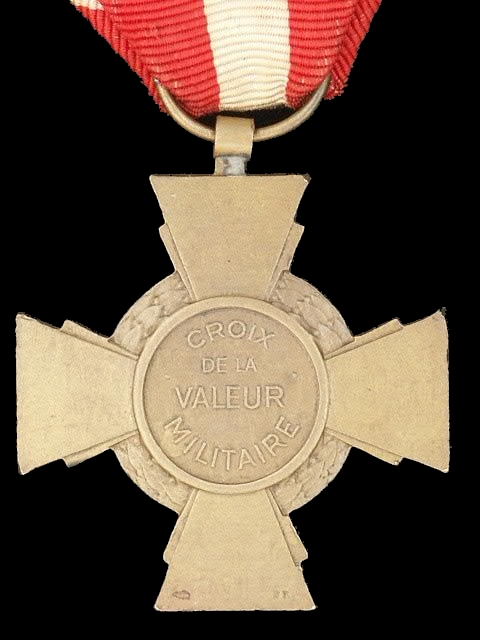 médaille valeur militaire